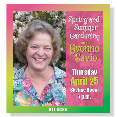 Spring and Summer Gardening