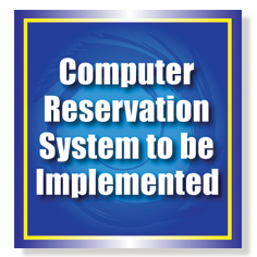 Computer Reservation System to be Implemented