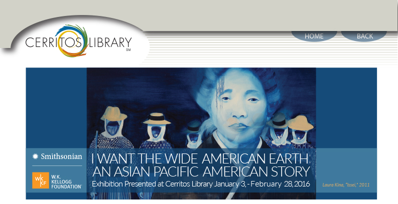 Cerritos Library Banner