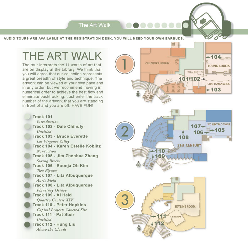 Artwalk Audio Tour